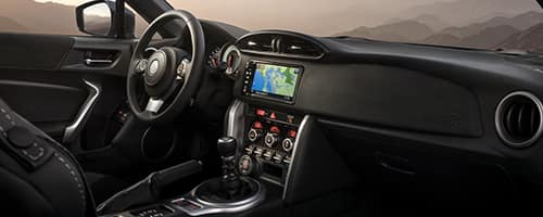 2018 Toyota 86 Interior