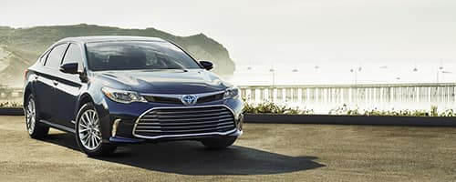 2018 Toyota Avalon Exterior 2