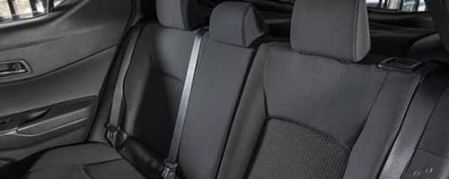 2018 Toyota C-HR Interior 2