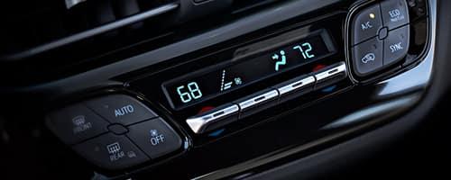 2018 Toyota C-HR Technology 2