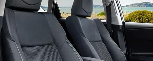 2018 Toyota Corolla IM Interior 2