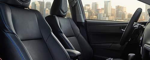 2018 Toyota Corolla Interior 2
