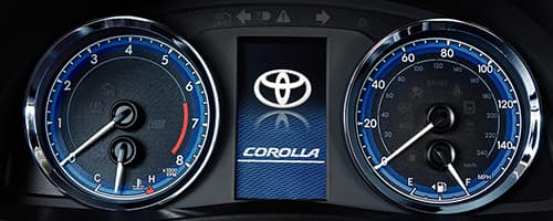 2018 Toyota Corolla Performances