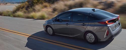 2018 Toyota Prius Prime Exterior 2