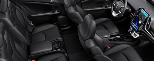 2018 Toyota Prius Prime Interior 2