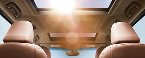 2018 Toyota Sienna Interior 2