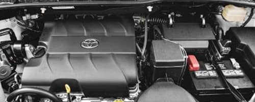 2018 Toyota Sienna Performances 2