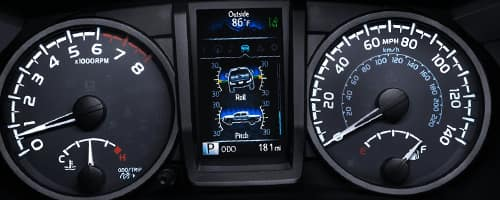 2018 Toyota Tacoma Performances 2