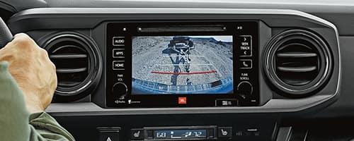 2018 Toyota Tacoma Safety