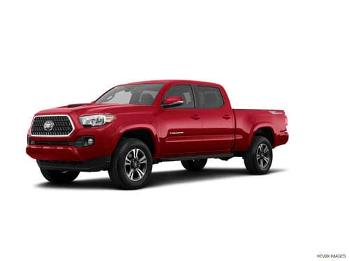 2018 Toyota Tacoma. 2018 Nissan Frontier