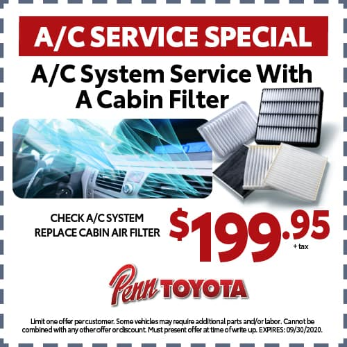 A/c Service Special