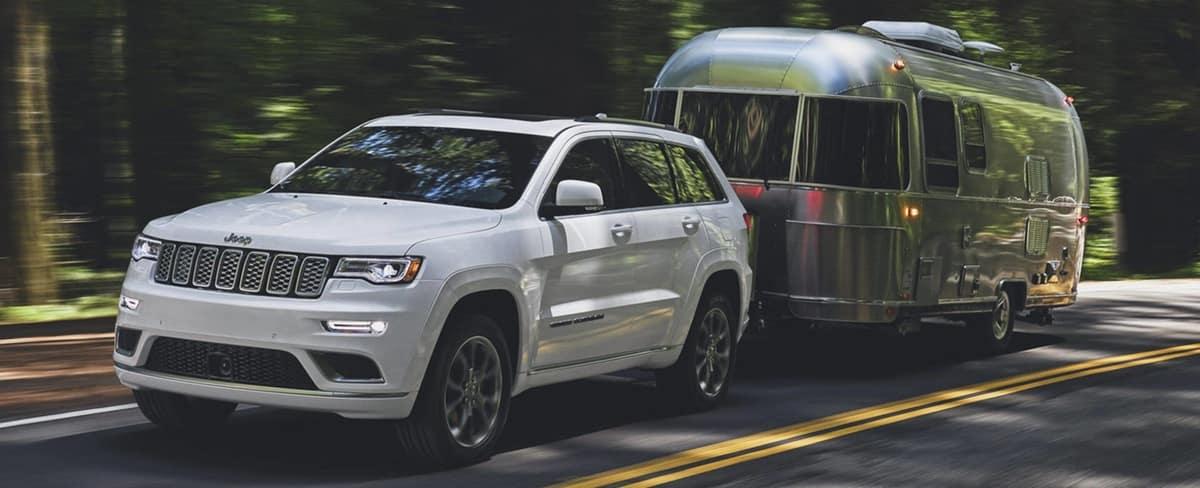 2020 Jeep Grand Cherokee Towing