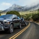 2018 Ram 1500 towing capability