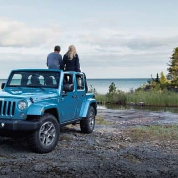 2018 Jeep Wrangler JK chief exterior color