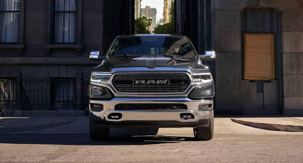 2019 Ram 1500 front exterior