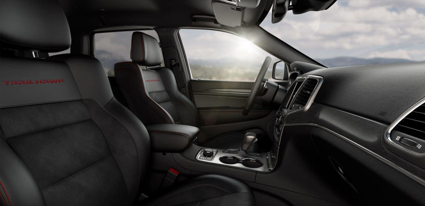 2018 Jeep Grand Cherokee Interior Features