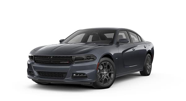 2018 Dodge Charger GT Plus