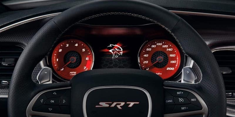 2018 Dodge Charger Technology Features