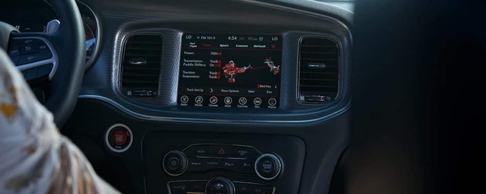 2018 Dodge Charger Technology