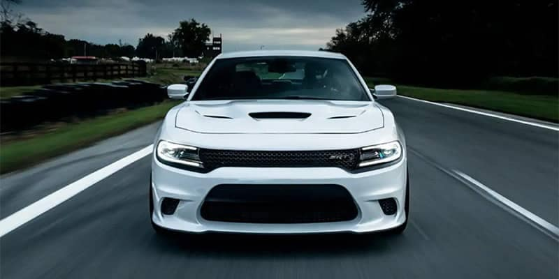 2019 Dodge Charger Driving