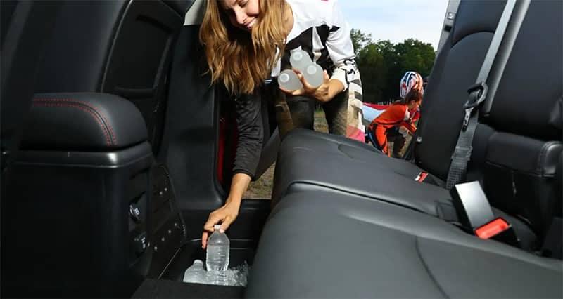 2019 Dodge Journey Backseat Cooler
