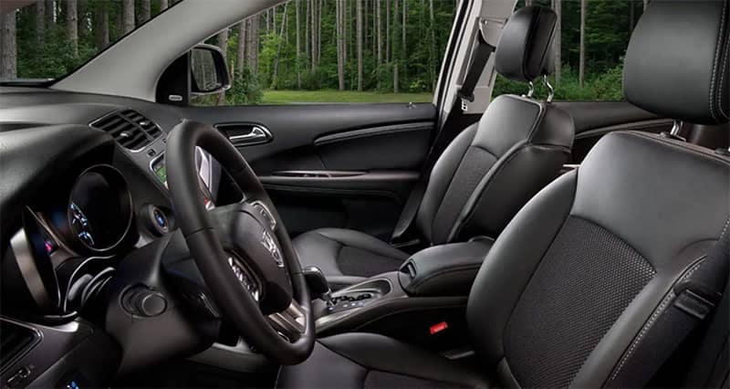 2019 Dodge Journey Interior Front Seating
