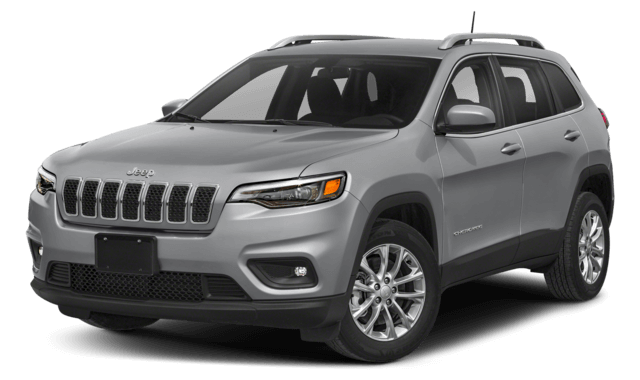 2019 Jeep Cherokee gray SUV