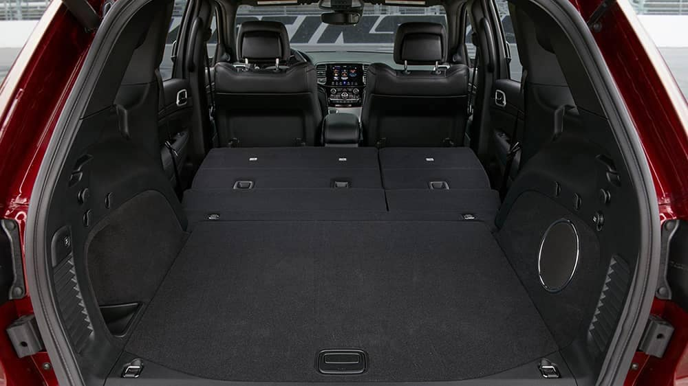 2020 Jeep Grand Cherokee Cargo Space