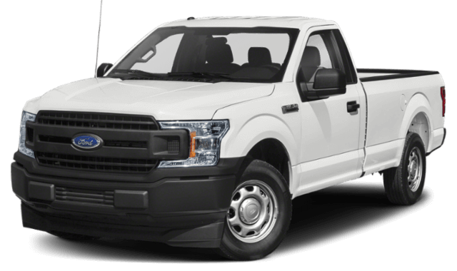 2020 Ford F-150 white comparison thumbnail