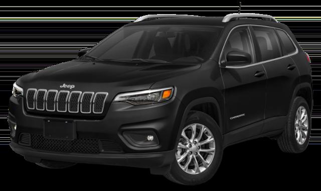 2020 Jeep Cherokee comparison thumbnail image