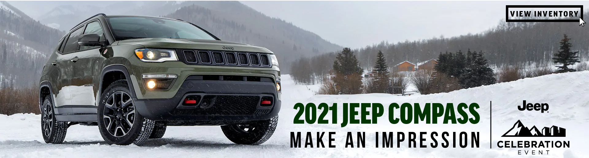 2021 Jeep Compass Generic