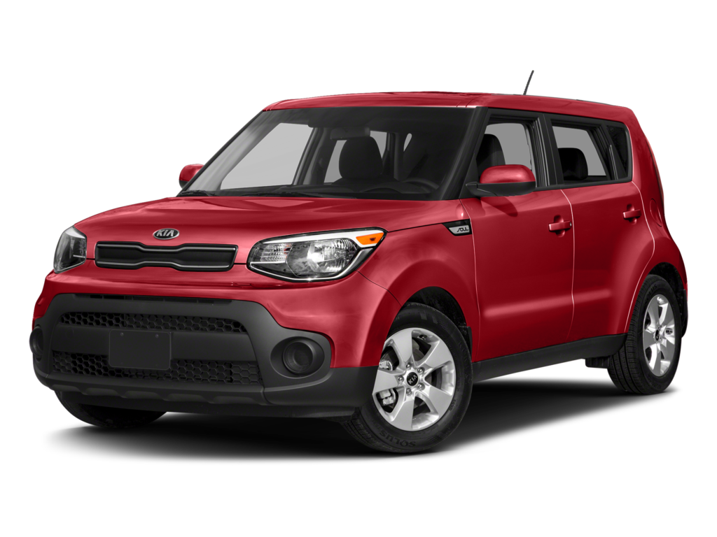 2017 KIA SOUL BASE AUTOMATIC