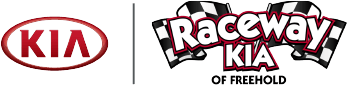 The Raceway Kia and Kia logos