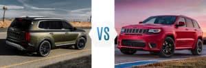 2020 Kia Telluride vs Jeep Grand Cherokee