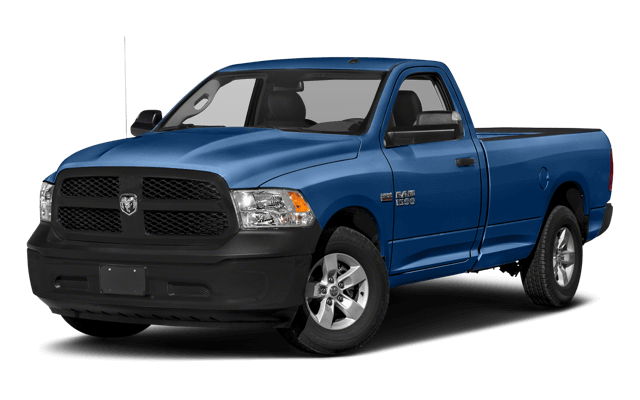 2018 Ram 1500 blue exterior model in Detroit, MI