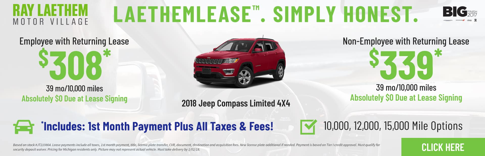 Compass Limited LaethemLease