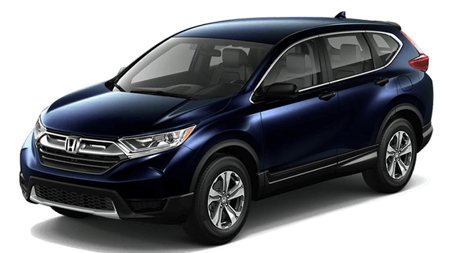2018 Honda CR-V comparison