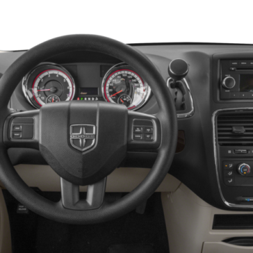 Dodge Interior Photo