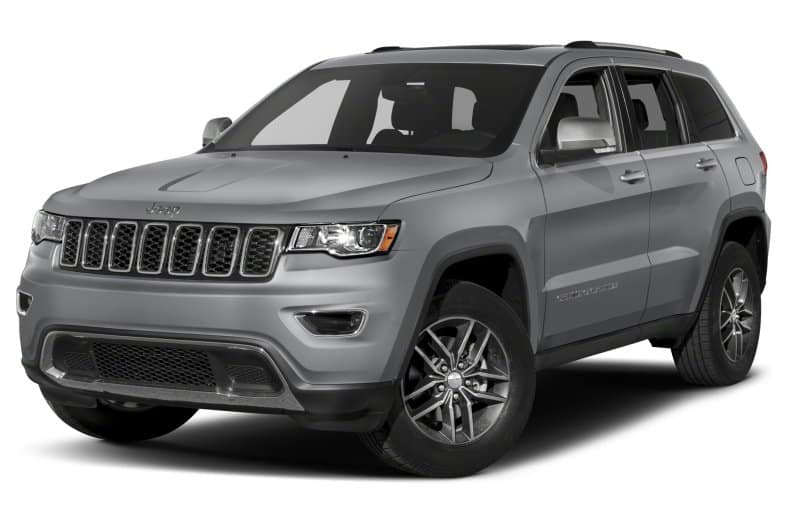 2018 Jeep Grand Cherokee Laredo 4x4