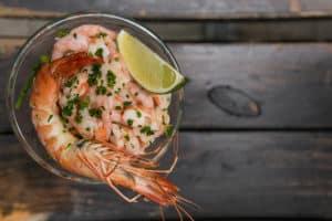 shrimp cocktail in Detroit, MI