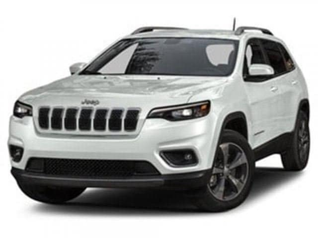Cherokee Latitude Plus 4X4