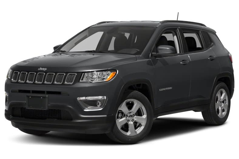 2018 Jeep Compass Limited 4×4