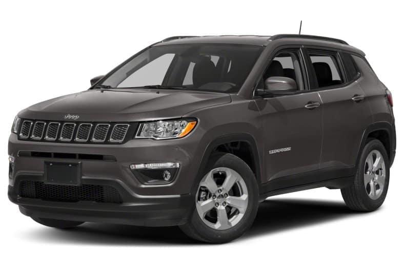 2018 Jeep Compass Latitude 4X4