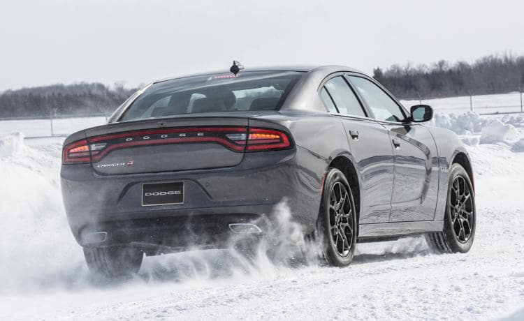 2018 Dodge Charger GT AWD Non-Returning Lease