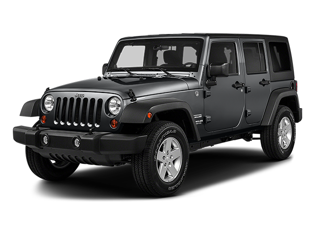 2018 Jeep Wrangler JL Unlimited Sport 4x4