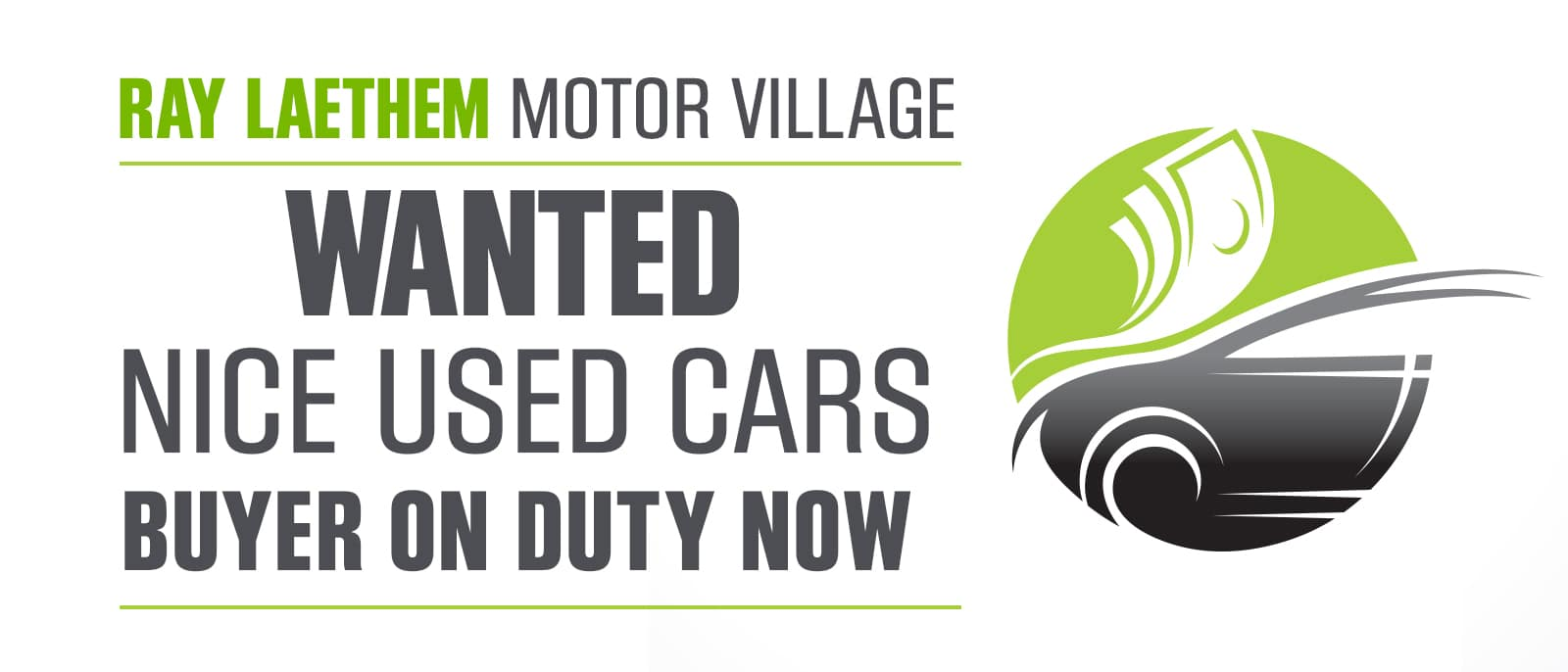 WANTED- Nice Used Vehicles | What's Your Trade In Worth
