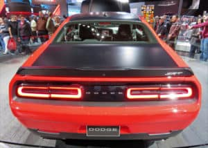 Dodge Challenger Demon - Ray Laethem CJDR