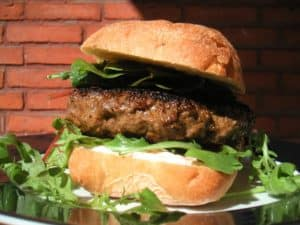 Best Burgers to eat before a Lions game