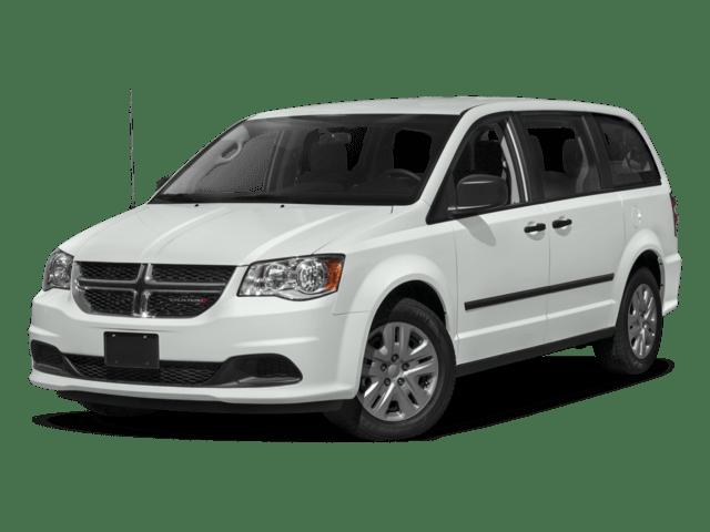 New 2017 Dodge Grand Caravan SE