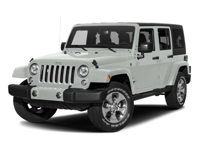 New 2017 Jeep Wrangler Unlimited 4x4